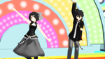 MMD Kagene Twins~ by AnjuSendo