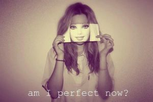 i am perfet now? by JessyMakeup