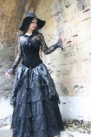 Gothic 20 by Harpist-Stock