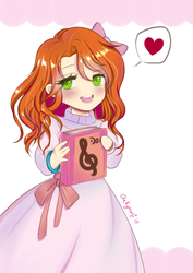 Ginger all the way! by xKyanari