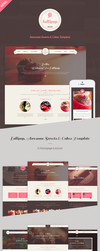 Lollipop Awesome Sweets Cakes HTML Template by BonanzaZone