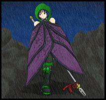Out in the Rain by silversword