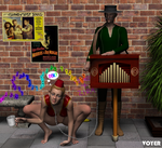 Organ Grinder's Monkey 2.0 by hypnovoyer