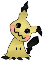 Mimikkyu by ManiekJelly87