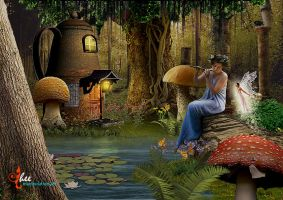 Fairy tales_Sound of the forest - dheean by dheean