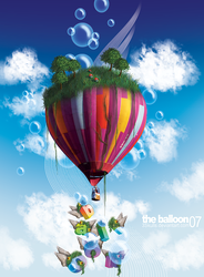 The Balloon by 3Skulls