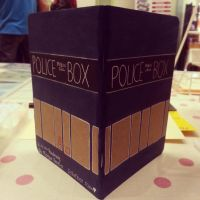 Tardis Notebook! by ditto9