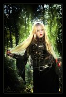Vision Of A Witch 7 by LadyDeathDemon