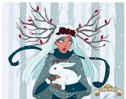 Winter by biancaloran
