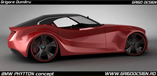Bmw Phytton Concept - 7 by GRIGOdesign