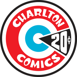 Reproduction Charlton Comics by DHLarson