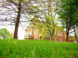Fayetteville Courthouse by Bnuldun