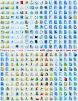 319 Floders Icons In dll File by save3c