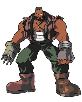 Barret Wallace by TomA62975