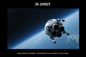 In Orbit by Nova1701dms