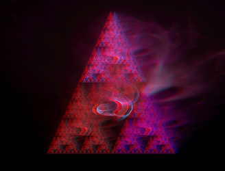 Radiation Anaglyph 3D Stereoscopy by Osipenkov