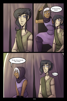 Death Puppet Page 11 by Syndrops