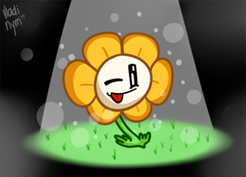 A Talking Flower Has Spawned by Vladinym