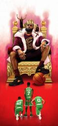 King James by carts