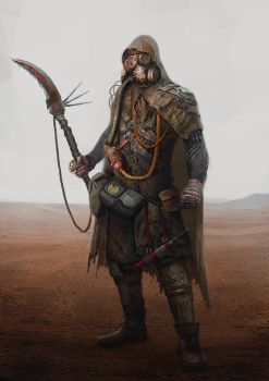 Postapocalyptic: The Weird by Nahelus