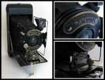 Old Camera by JaapvdV