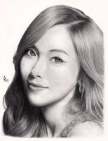 Girls' Generation - Jessica by scloak