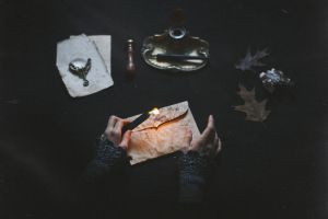 Letter. by NataliaDrepina
