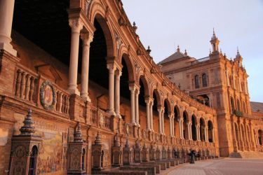 Friendly thoughts of Seville by amiejo