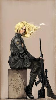.sniper wolf by ml-11mk