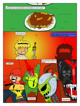 Put Together with God's Glue Part 8 by JohnnyFive81