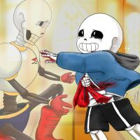 Papyrus, do you want anything? by SoulFullofLove