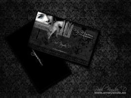My Museum Business Cards by dpaulo