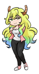 .:Chibi Commission 4:. MaxieAttackie by Sonicsis