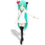 MMD - World Is Mine MamamaP Miku by DieIrreKatze