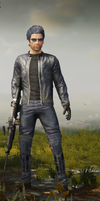 PUBG Kervin (Colorful) by Ratwo619