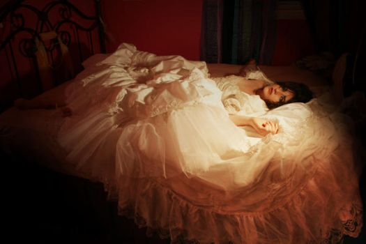 Wedding Bed by Girl-Interrupted126