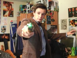 11th Doctor Cosplay 3 by Collioni69