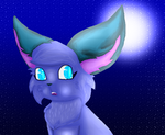 MS Paint Practice + Speedpaint by Shadow--Flareon