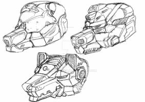 LW Mech Redesign pt1 by Loone-Wolf