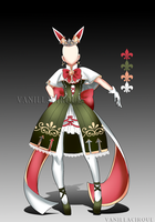 [Outfit Auction Adopt #2|Closed] by VanillaCirque