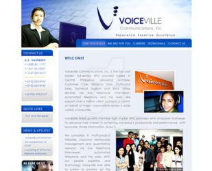 Voiceville site by asskick
