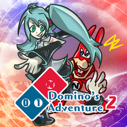 Domino's Adventure 2 by 4zumarill