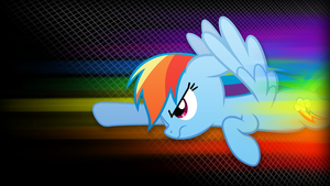Dash Attack Wallpaper by TwopennyPenguin