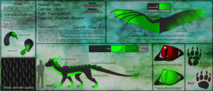 Toxic reference sheet by Eyenoom