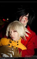 Hellsing: Strange Love by Redustrial-Ruin