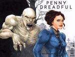 Penny Dreadful Sketchcover by DKHindelang