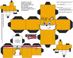 VG 4: Tails Cubee by TheFlyingDachshund