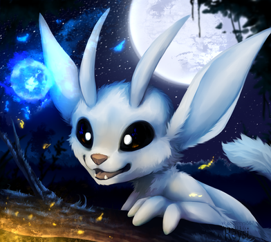Fan art Ori by Reysi
