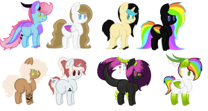 CLOSED ADOPTS by Storm-The-BUN
