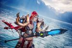 Death Knight World of Warcraft by LeelooKris